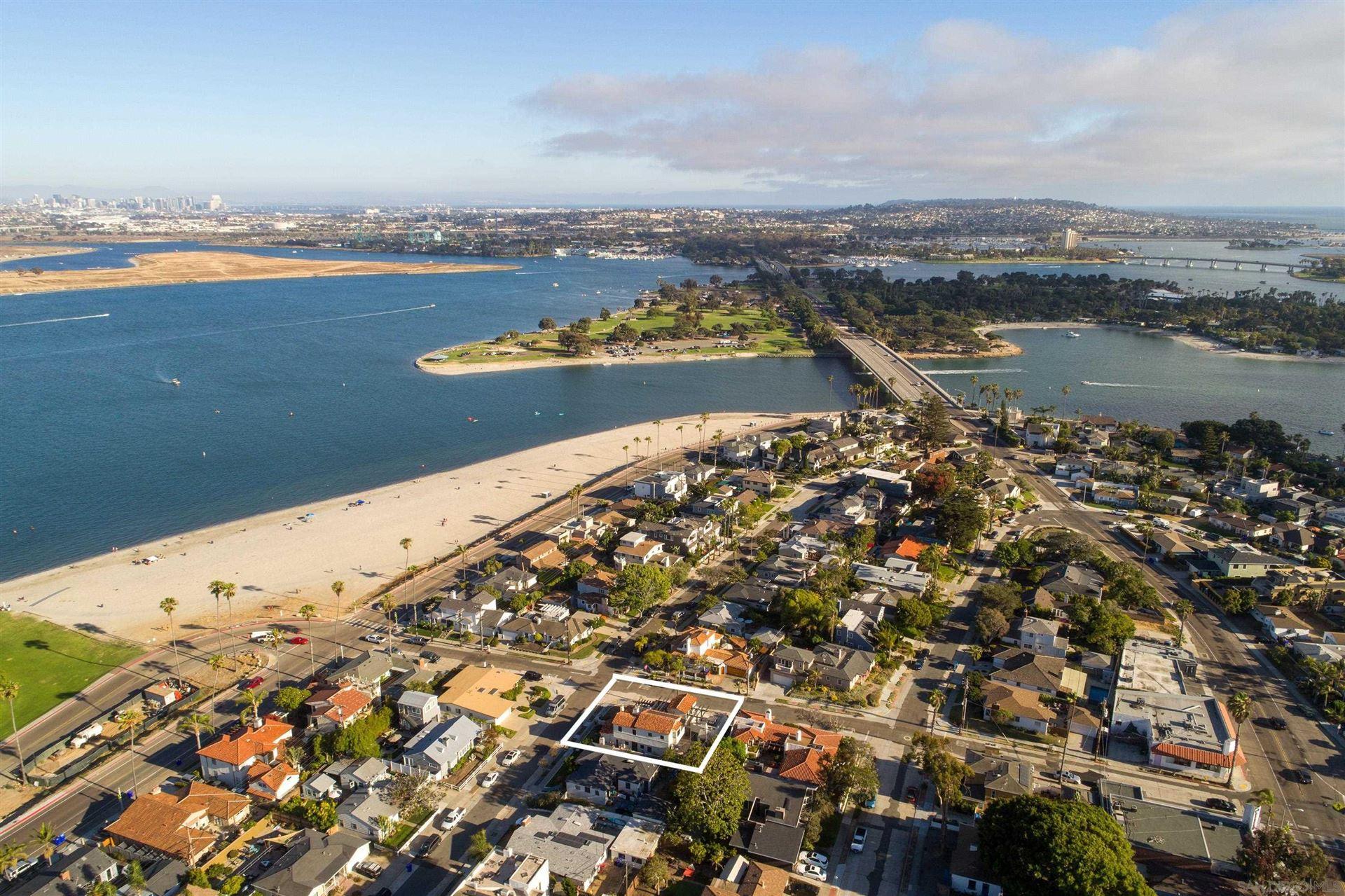 Photo of 3500 Jewell St, San Diego, CA 92109 (MLS # 210023513)