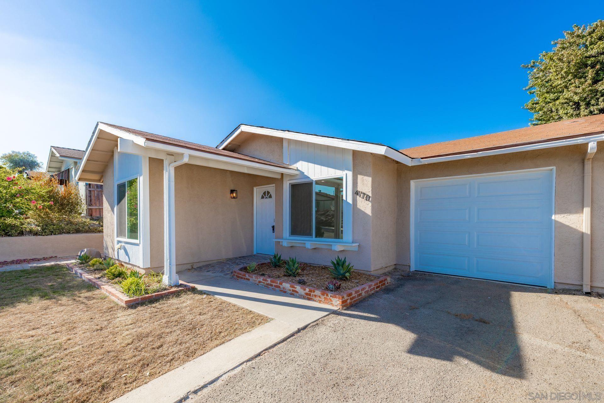 Photo of 4770 Jasmine St, Oceanside, CA 92056 (MLS # 210026515)