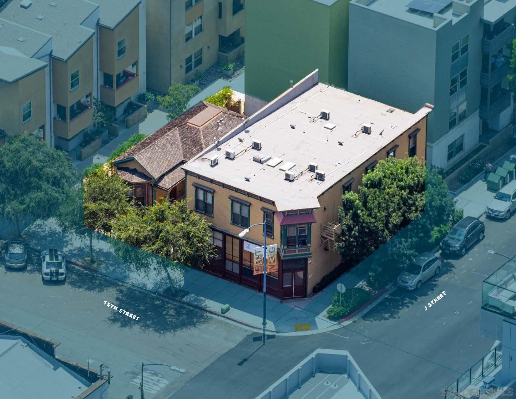 Photo of 1479-1499 J Street, San Diego, CA 92101 (MLS # 210020516)