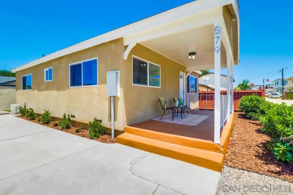 Photo of 579 10th Street, Imperial Beach, CA 91932 (MLS # 210021517)