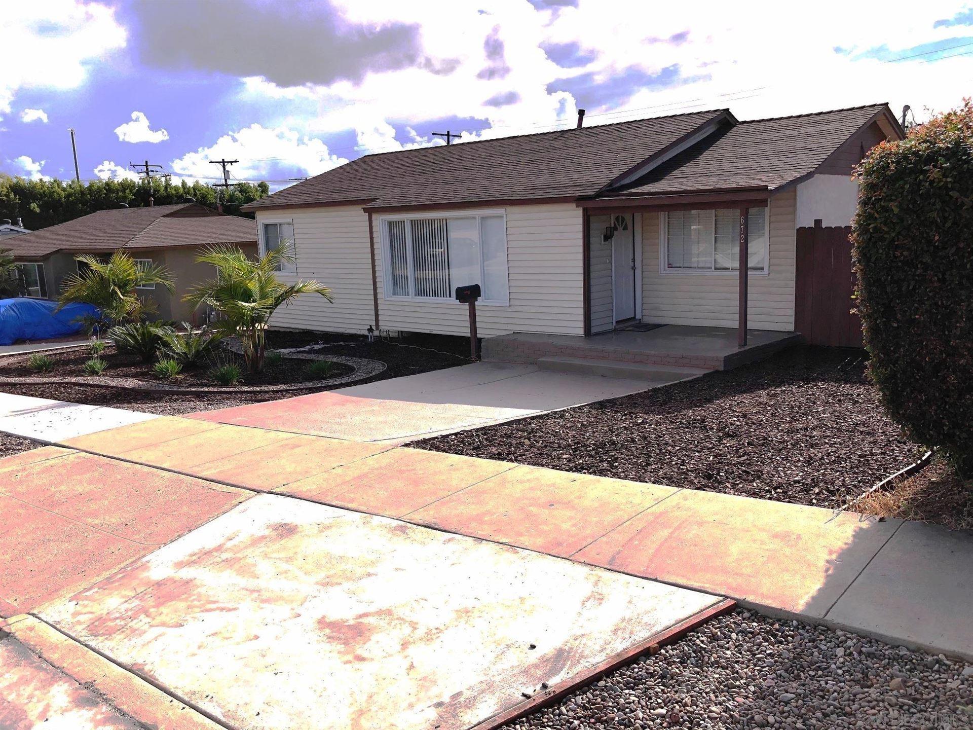 Photo of 672 Carla Ave, Chula Vista, CA 91910 (MLS # 210029517)
