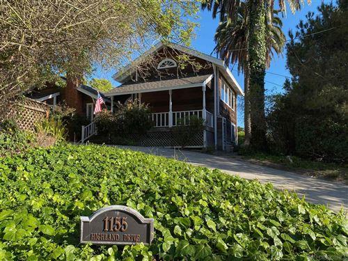 Photo of 1155 Highland Drive, Del Mar, CA 92014 (MLS # 210018518)