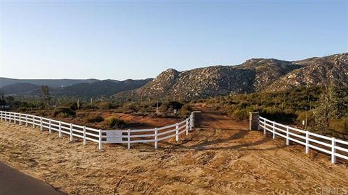 Photo of 288 PALOMINO Rancho Barona Rd, Ramona, CA 92065 (MLS # 190064519)