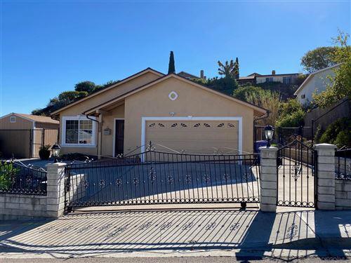 Photo of 8577 Noeline Ave, San Diego, CA 92114 (MLS # 210001520)