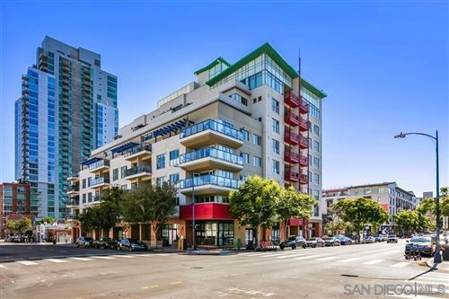 Photo of 875 G St #512, San Diego, CA 92101 (MLS # 210012520)