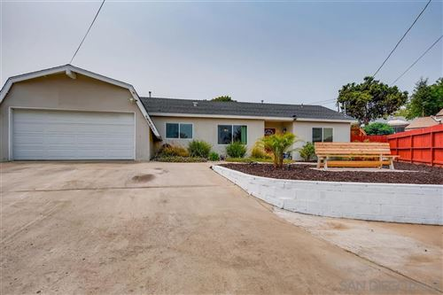 Photo of 8807 Arrowhead Ct., Santee, CA 92071 (MLS # 200045521)