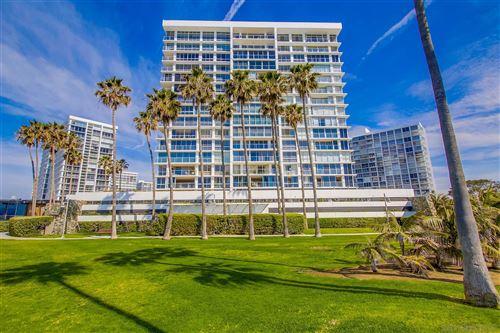 Photo of 1780 Avenida Del Mundo #404, Coronado, CA 92118 (MLS # 210006521)
