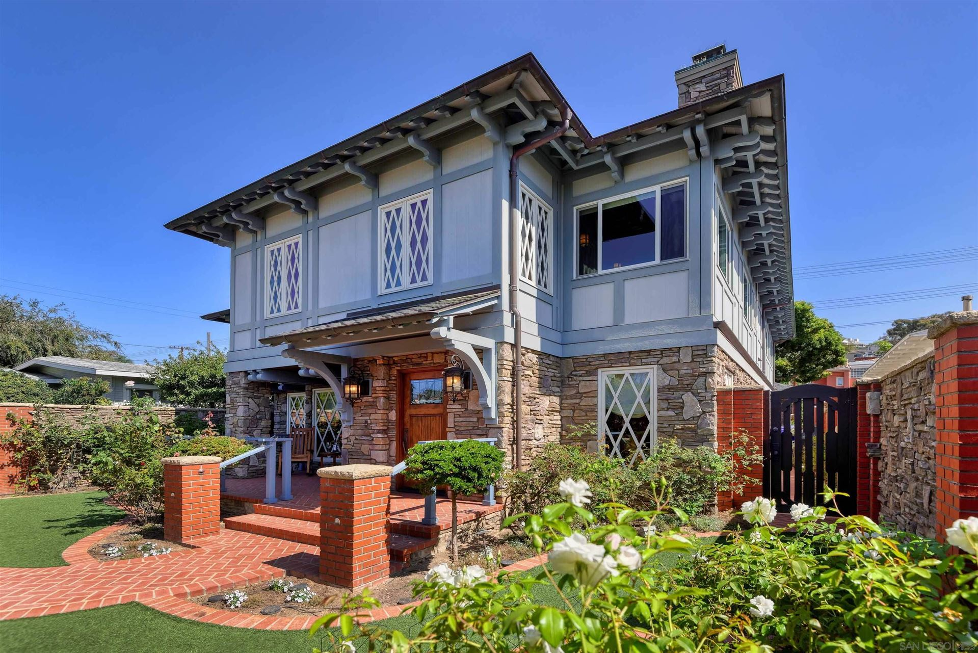 Photo of 1268 Bluebird Lane, La Jolla, CA 92037 (MLS # 210026521)