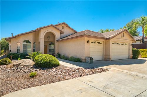 Photo of 24517 Rutherford Rd, Ramona, CA 92065 (MLS # 210025522)