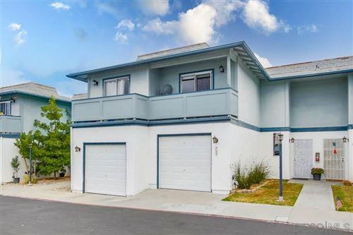 Photo of 7640 Stalmer Street #Unit 110, San Diego, CA 92111 (MLS # 210017523)