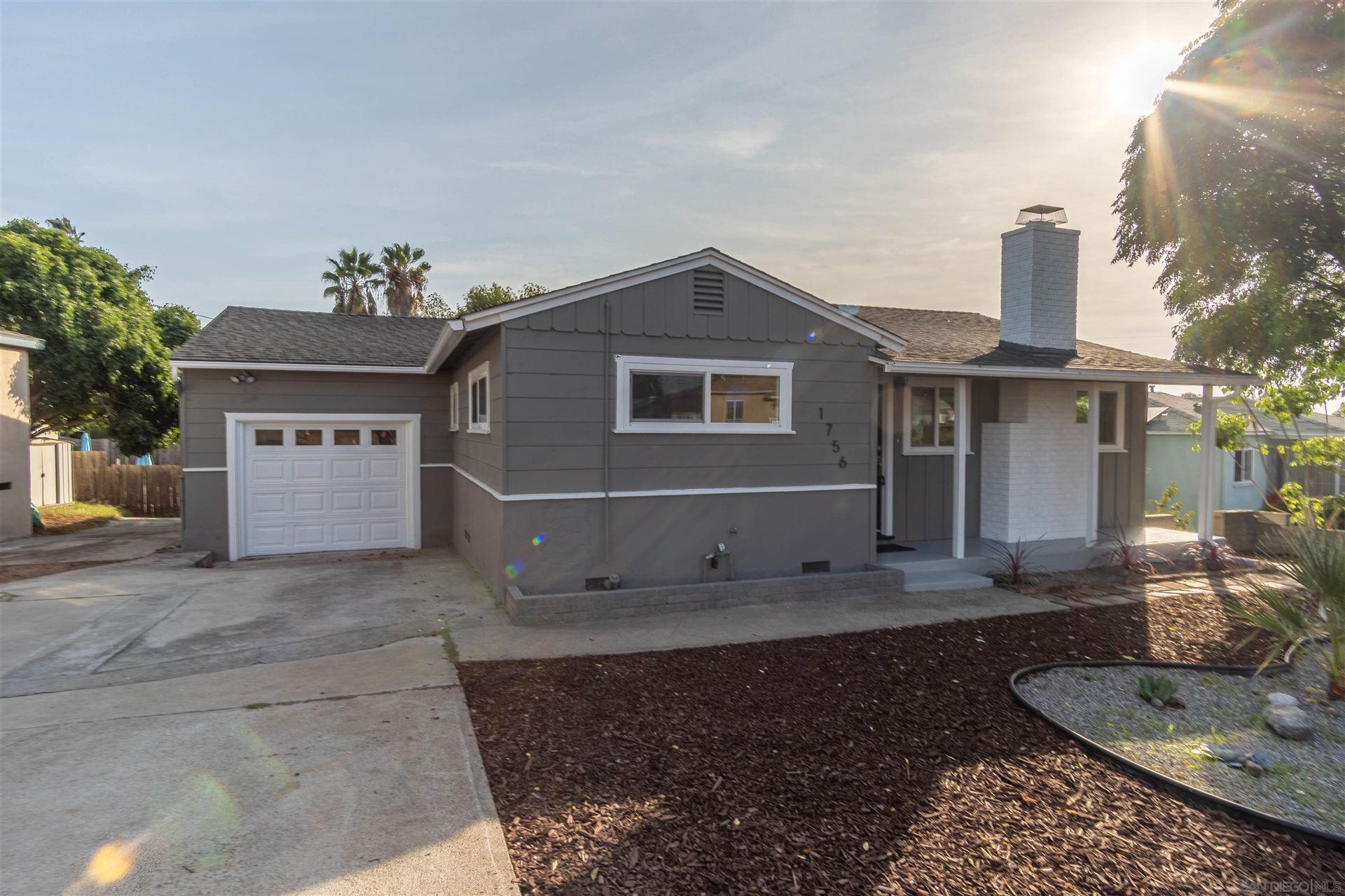 Photo of 1756 Elroy Dr, Lemon Grove, CA 91945 (MLS # 210027525)