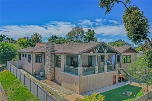Photo of 1077 Crest Drive, Encinitas, CA 92024 (MLS # NDP2106527)