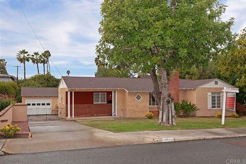Photo of 4460 DALE AVE, La Mesa, CA 91941 (MLS # PTP2100527)