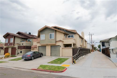 Photo of 4742 Mansfield St #2, San Diego, CA 92116 (MLS # 210017529)
