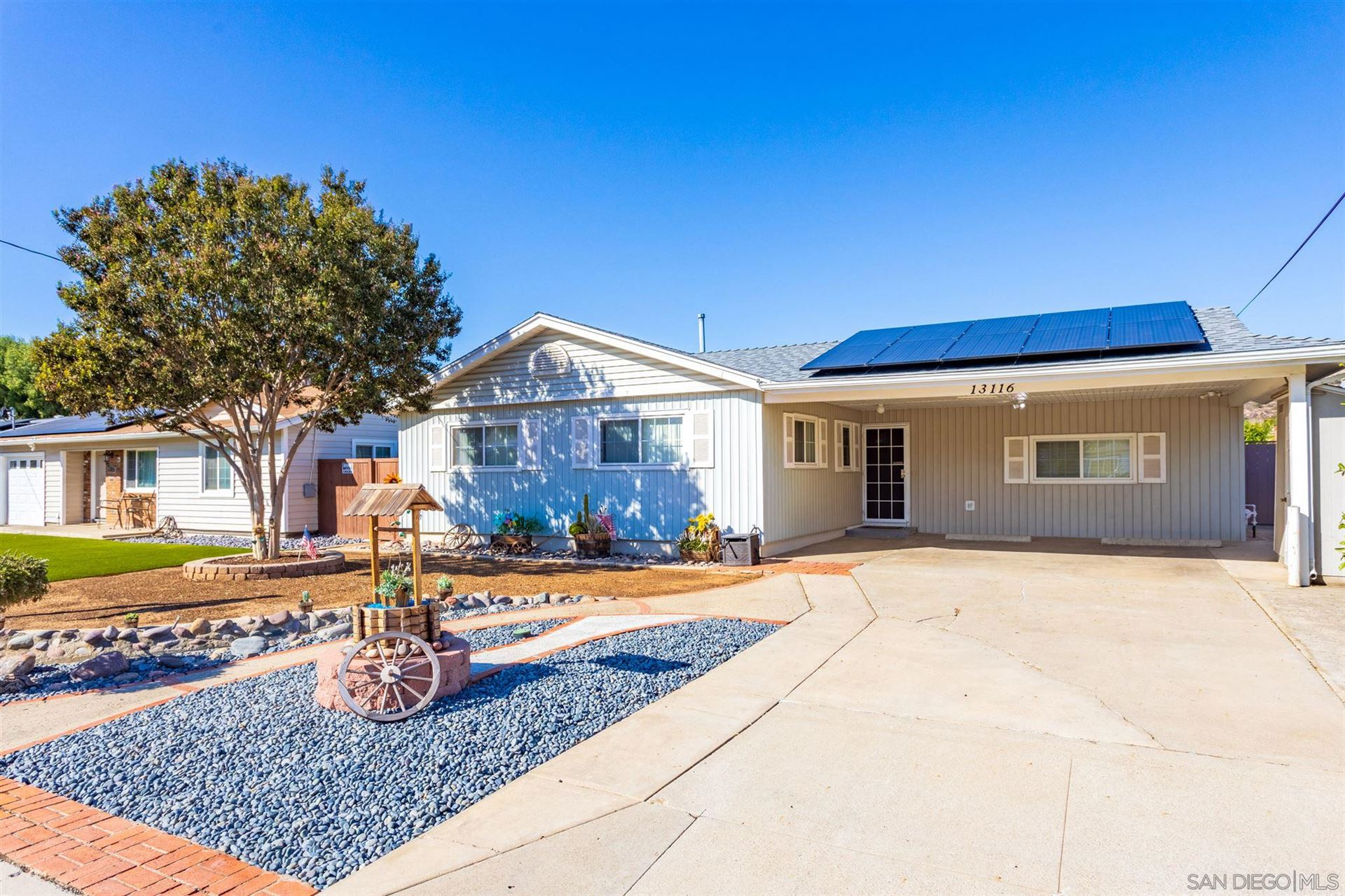 Photo of 13116 Shenandoah Drive, Lakeside, CA 92040 (MLS # 200051530)