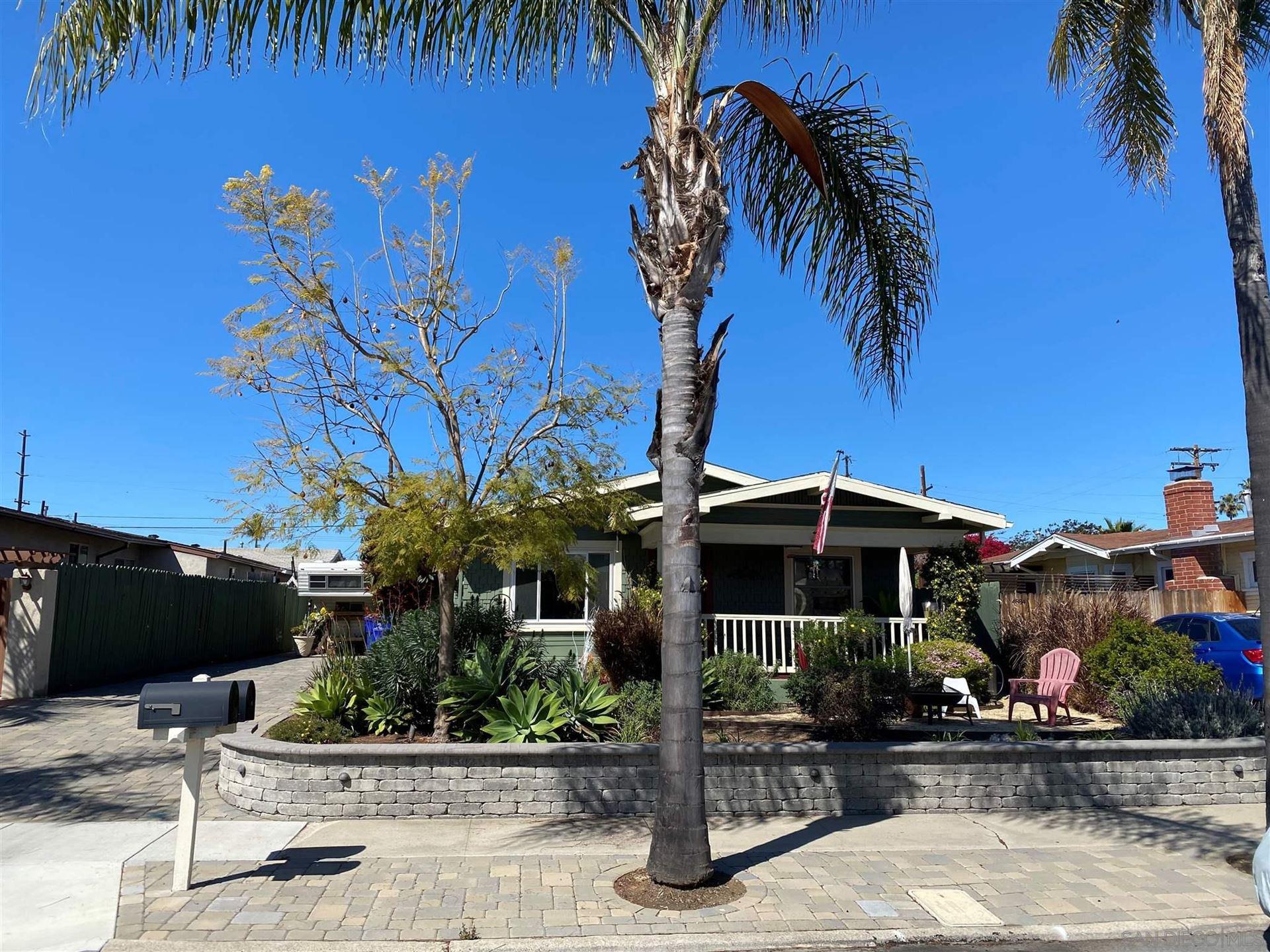 Photo of 4874-4876 Felton St, San Diego, CA 92116 (MLS # 210008530)