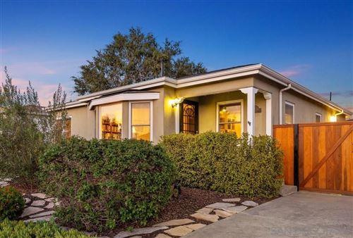Photo of 4731 Winona Ave., San Diego, CA 92115 (MLS # 210026531)