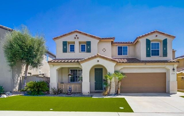 Photo for 2543 Table Rock Ave, Chula Vista, CA 91914 (MLS # PTP2106531)