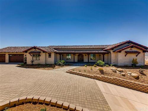 Photo of 3750 Monserate Place, Fallbrook, CA 92028 (MLS # 200031532)