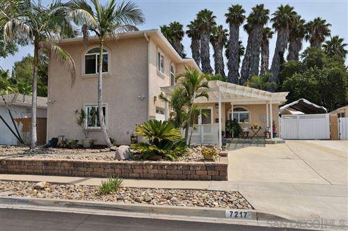 Photo of 7217 Horner St., San Diego, CA 92120 (MLS # 210024532)