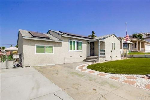 Photo of 5930 Lauder Street, San Diego, CA 92139 (MLS # PTP2106535)