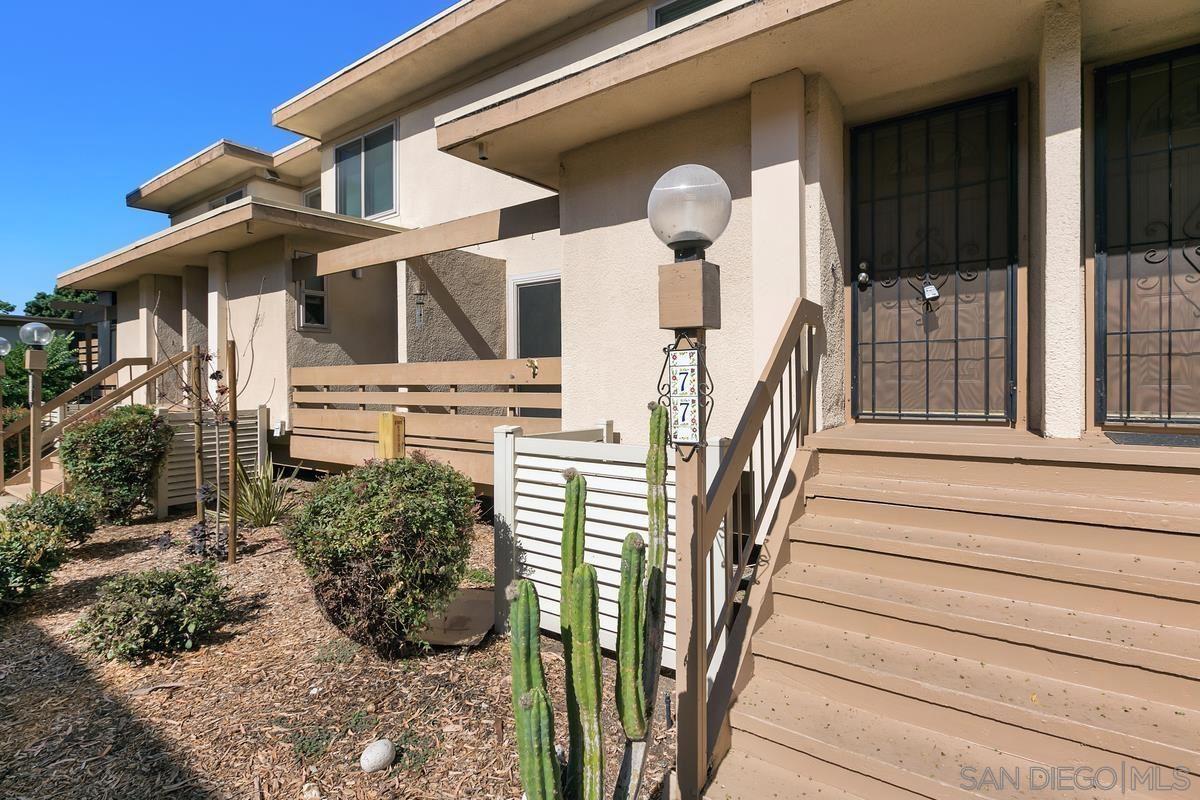Photo of 2680 Worden Street #77, San Diego, CA 92110 (MLS # 210026535)