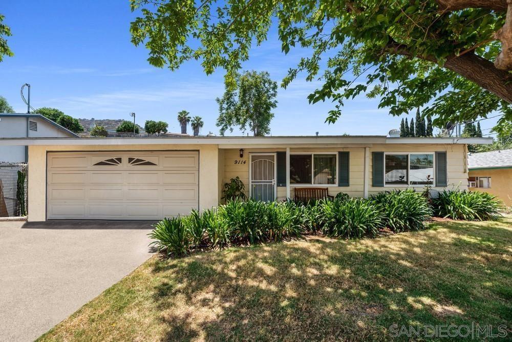 Photo of 9114 Heatherdale St, Santee, CA 92071 (MLS # 210015537)