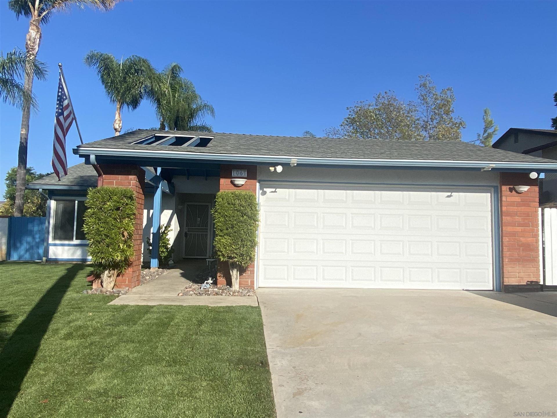 Photo of 1061 Tarlo Ct., El Cajon, CA 92019 (MLS # 210026537)