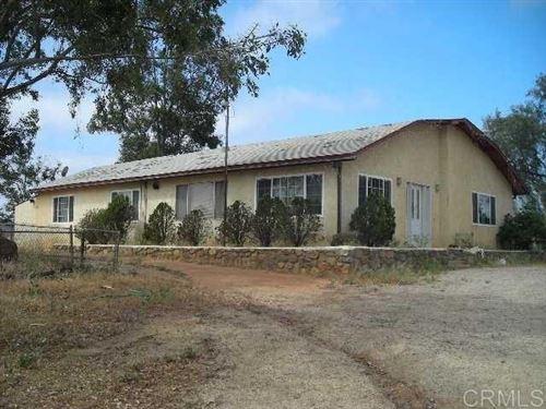 Photo of 17939 HIGHWAY 94, Dulzura, CA 91917 (MLS # PTP2100539)