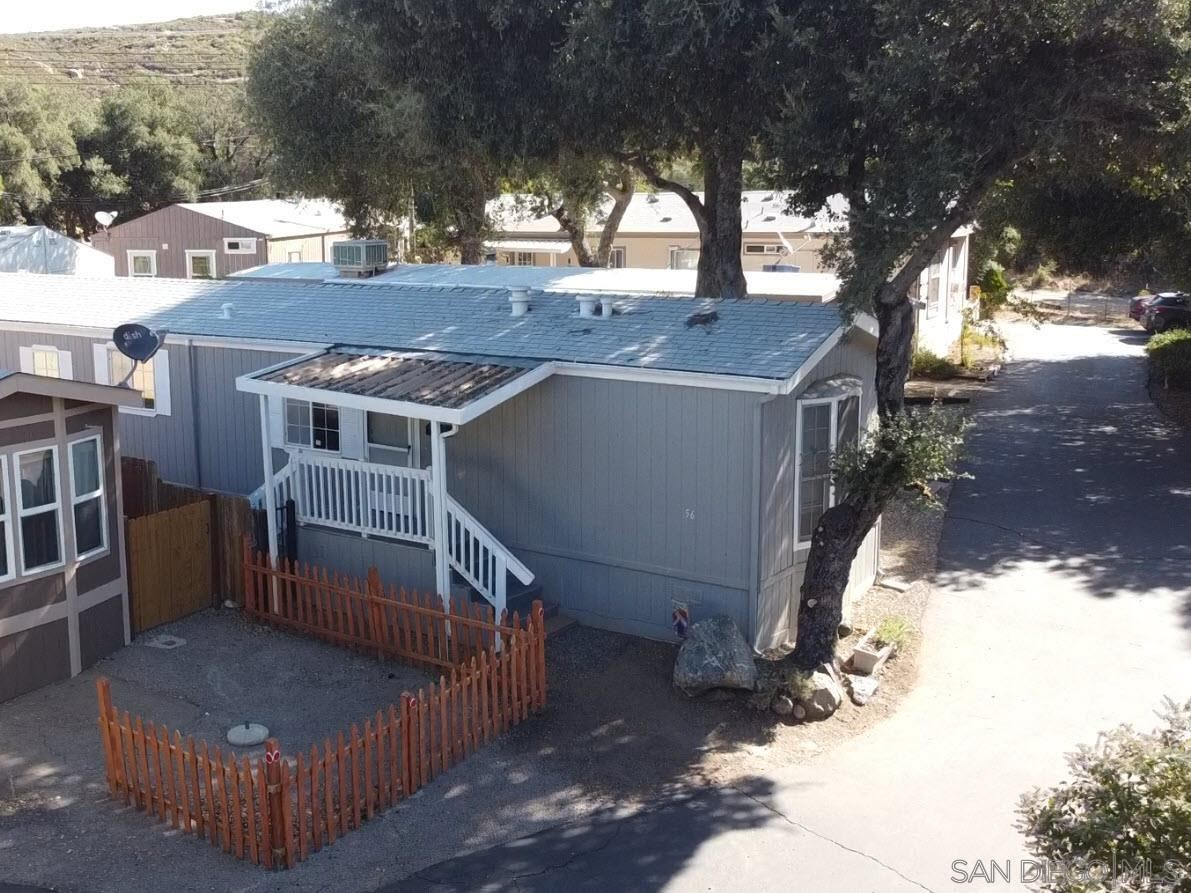 Photo of 26835 Old Hwy 80 #56, Guatay, CA 91931 (MLS # 210026539)