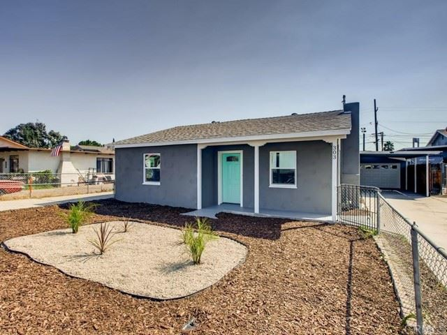 Photo of 303 Richardson Avenue, El Cajon, CA 92020 (MLS # PTP2106539)