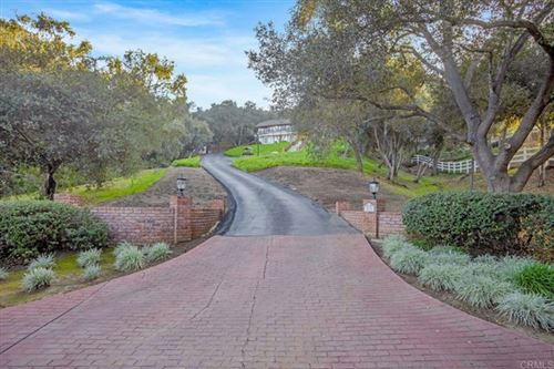 Photo of 1831 Tecalote Drive, Fallbrook, CA 92028 (MLS # NDP2101540)