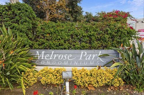 Photo of 363 N MELROSE Drive #A, Vista, CA 92083 (MLS # NDP2103540)