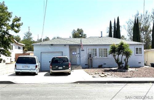 Photo of 6381 Severin Dr, La Mesa, CA 91942 (MLS # 210025541)