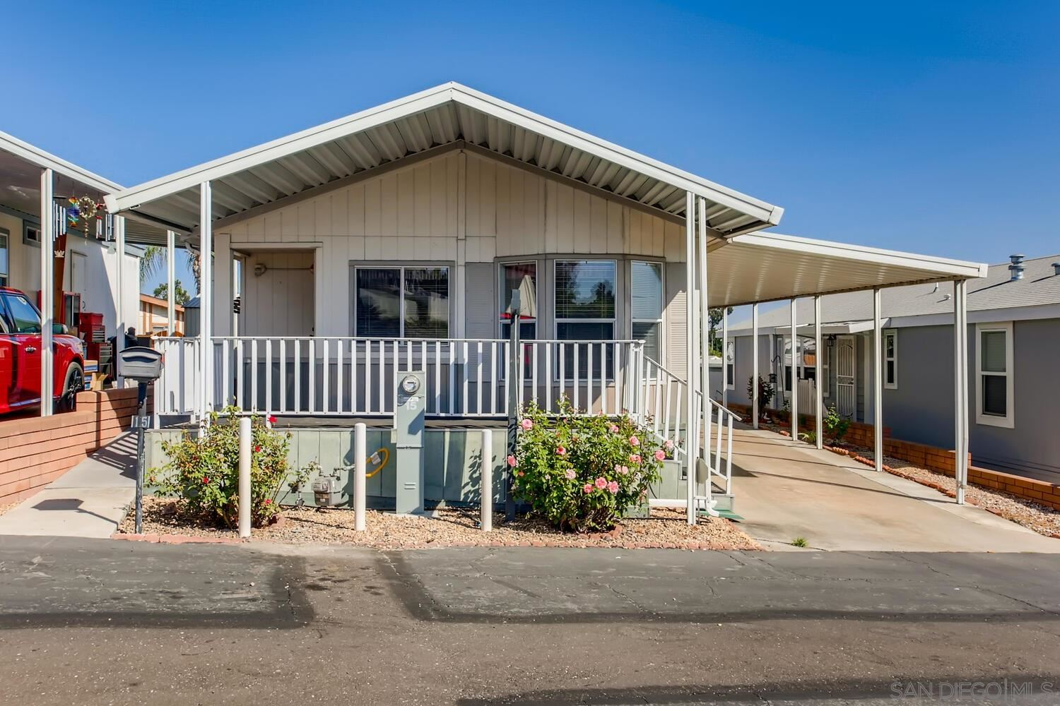 Photo of 245 W Bobier Drive #15, Vista, CA 92083 (MLS # 200043541)