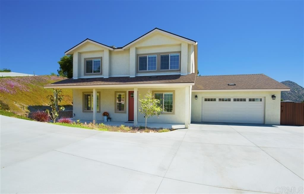 Photo of 24803 Pappas Road, Ramona, CA 92065 (MLS # 200020542)