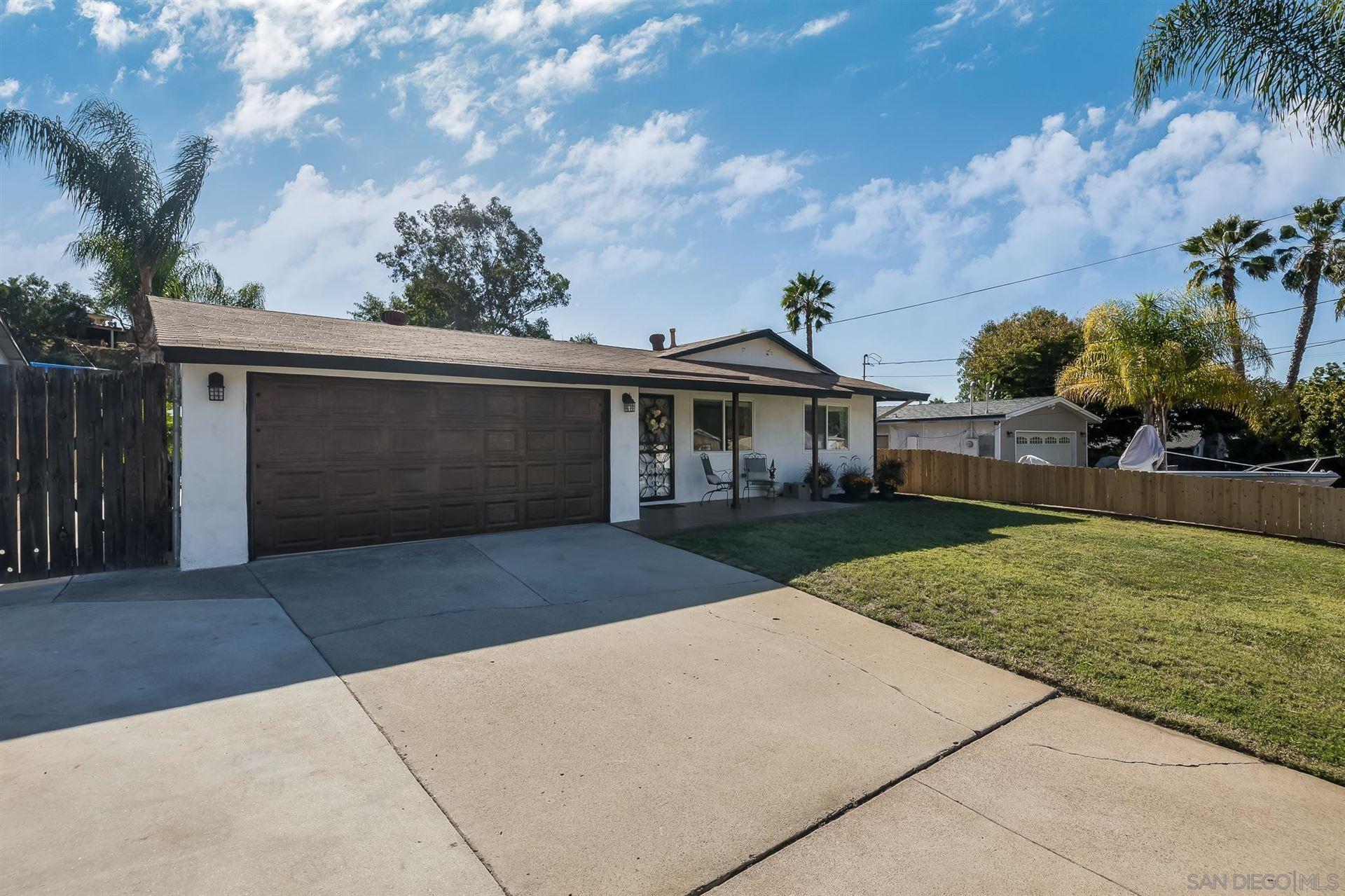 Photo of 9126 Heatherdale St, Santee, CA 92071 (MLS # 210029542)
