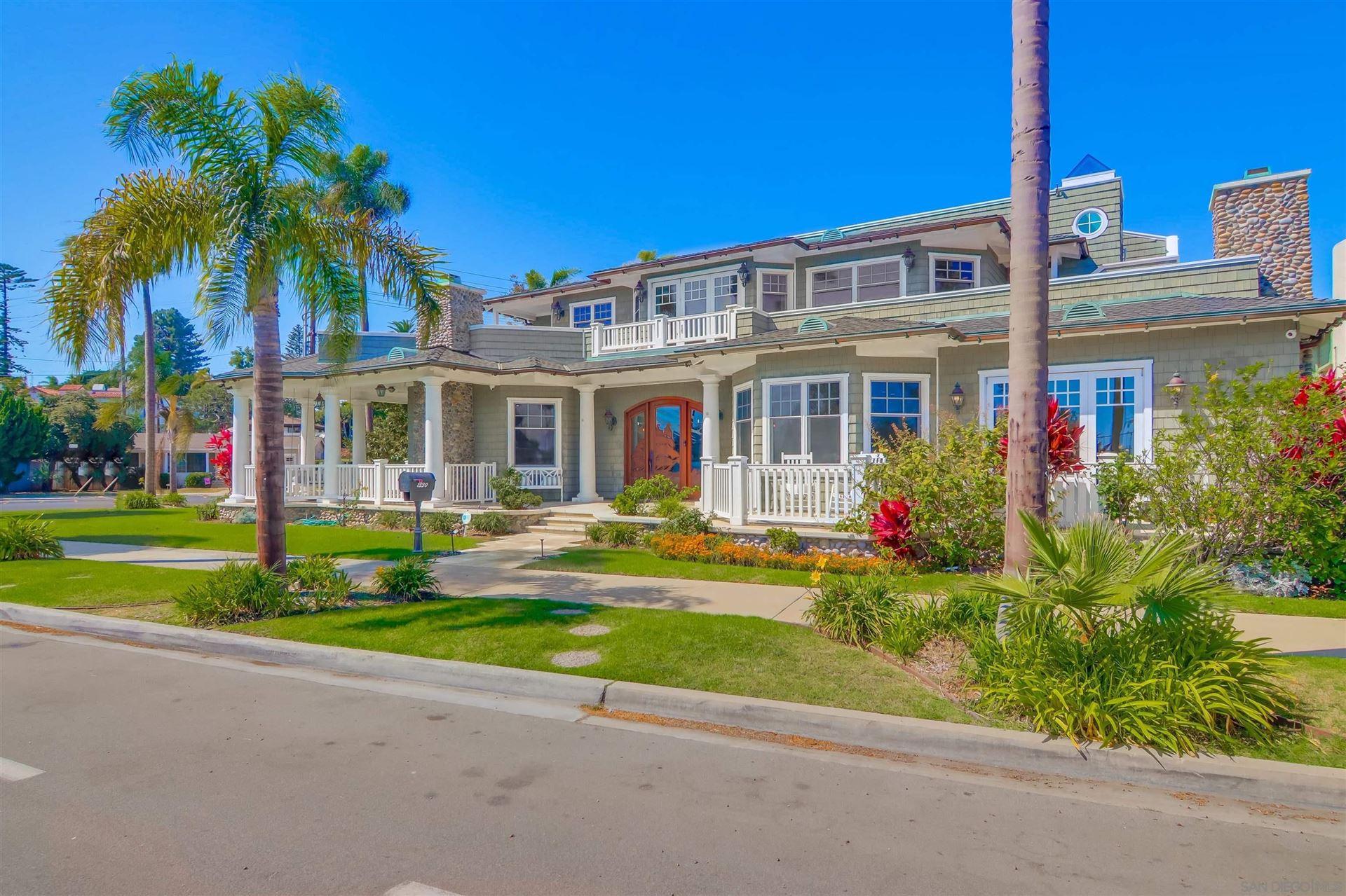 Photo of 1330 Glorietta, Coronado, CA 92118 (MLS # 210026543)