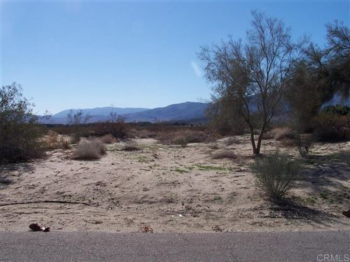 Photo of lot 228 Pointing Rock, Borrego Springs, CA 92004 (MLS # 200006544)