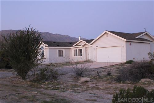 Photo of 3448 Santa Saba Rd, Borrego Springs, CA 92004 (MLS # 200008544)