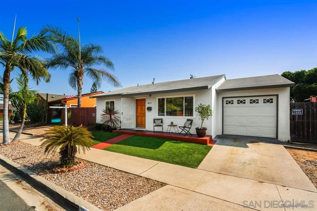 Photo for 8453 Macawa Ave, San Diego, CA 92123 (MLS # 200045544)