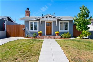 Photo of 3110 Street, San Diego, CA 92104 (MLS # 190055546)