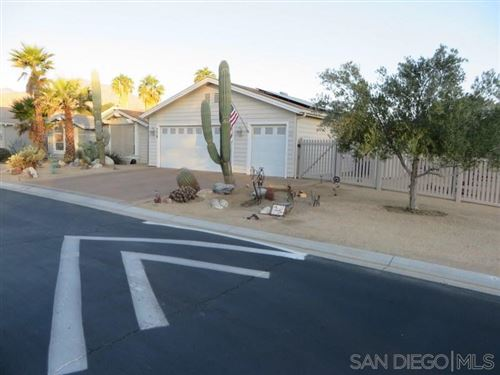 Photo of 1010 Palm Canyon Dr #378, Borrego Springs, CA 92004 (MLS # 190063550)