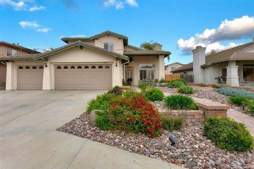Photo of 10221 Pinon Place, Lakeside, CA 92040 (MLS # PTP2102551)