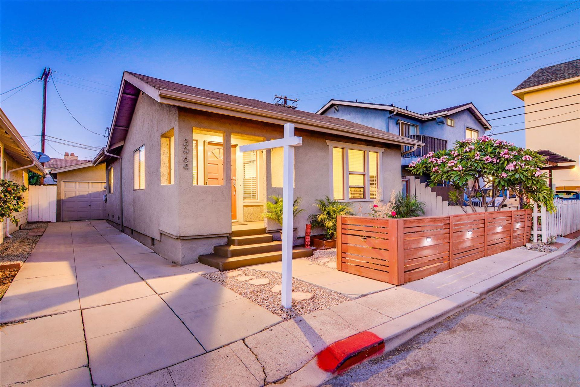Photo for 3064 Walton Place, University Heights, CA 92116 (MLS # 200049552)