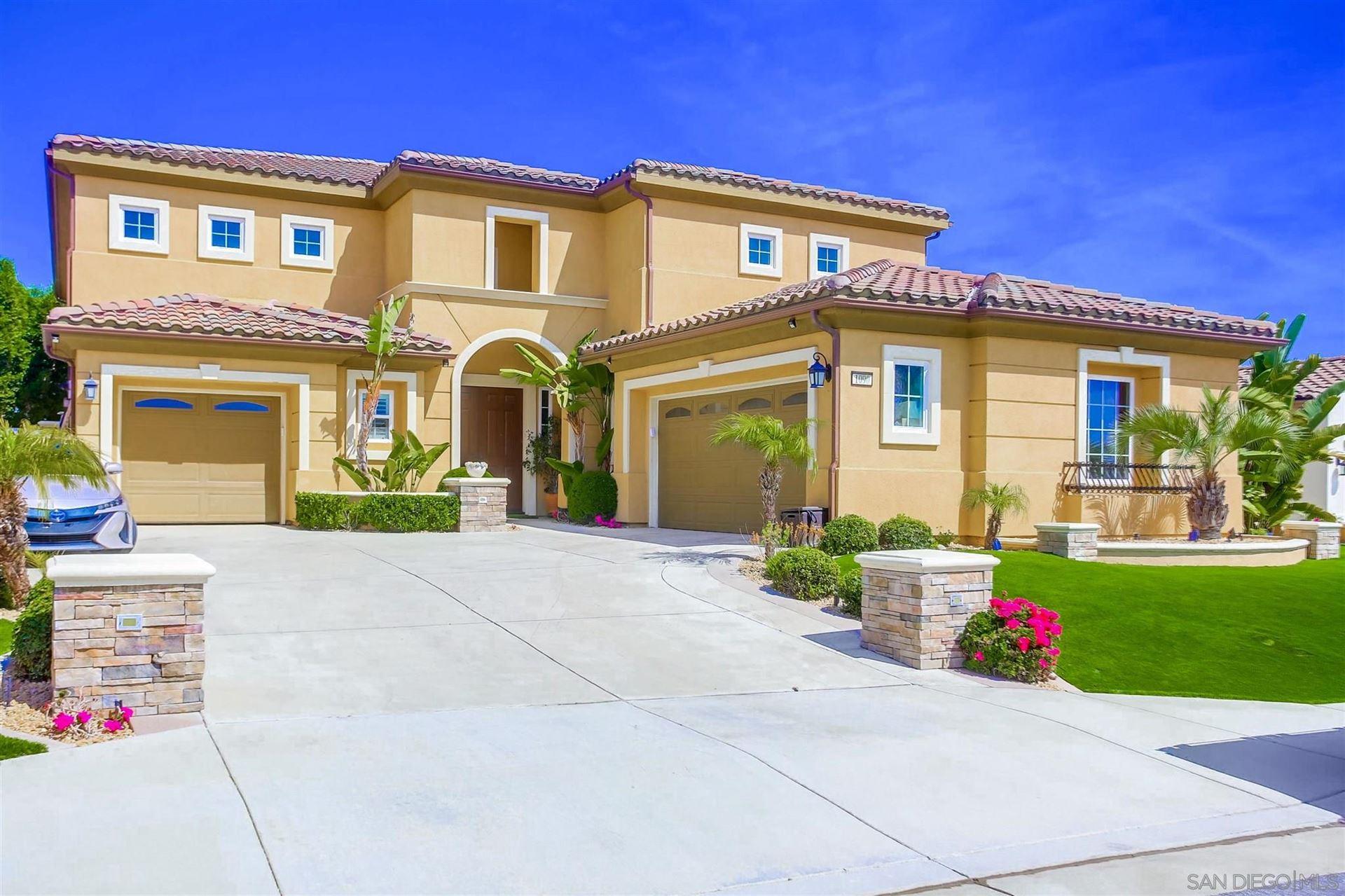 Photo of 1090 Village Dr, Oceanside, CA 92057 (MLS # 210008552)