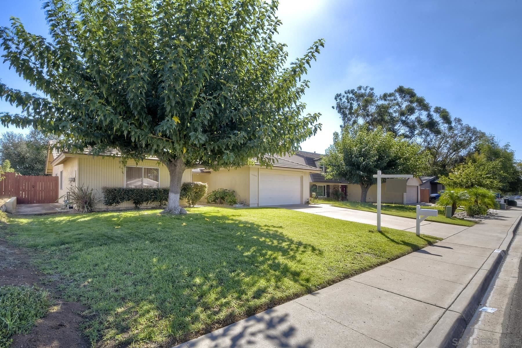 Photo of 14445 Hillndale Way, Poway, CA 92064 (MLS # 210028552)