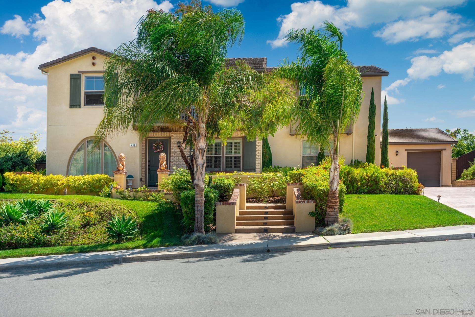 Photo of 633 Coastal Hills Dr, Chula Vista, CA 91914 (MLS # 210026553)