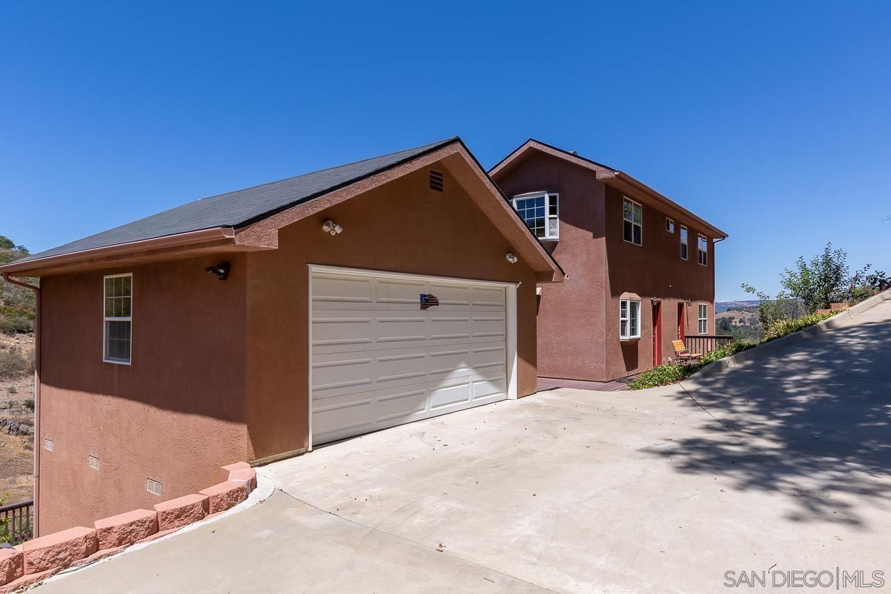 Photo of 4014 Pine Hills Road, Julian, CA 92036 (MLS # 210021555)