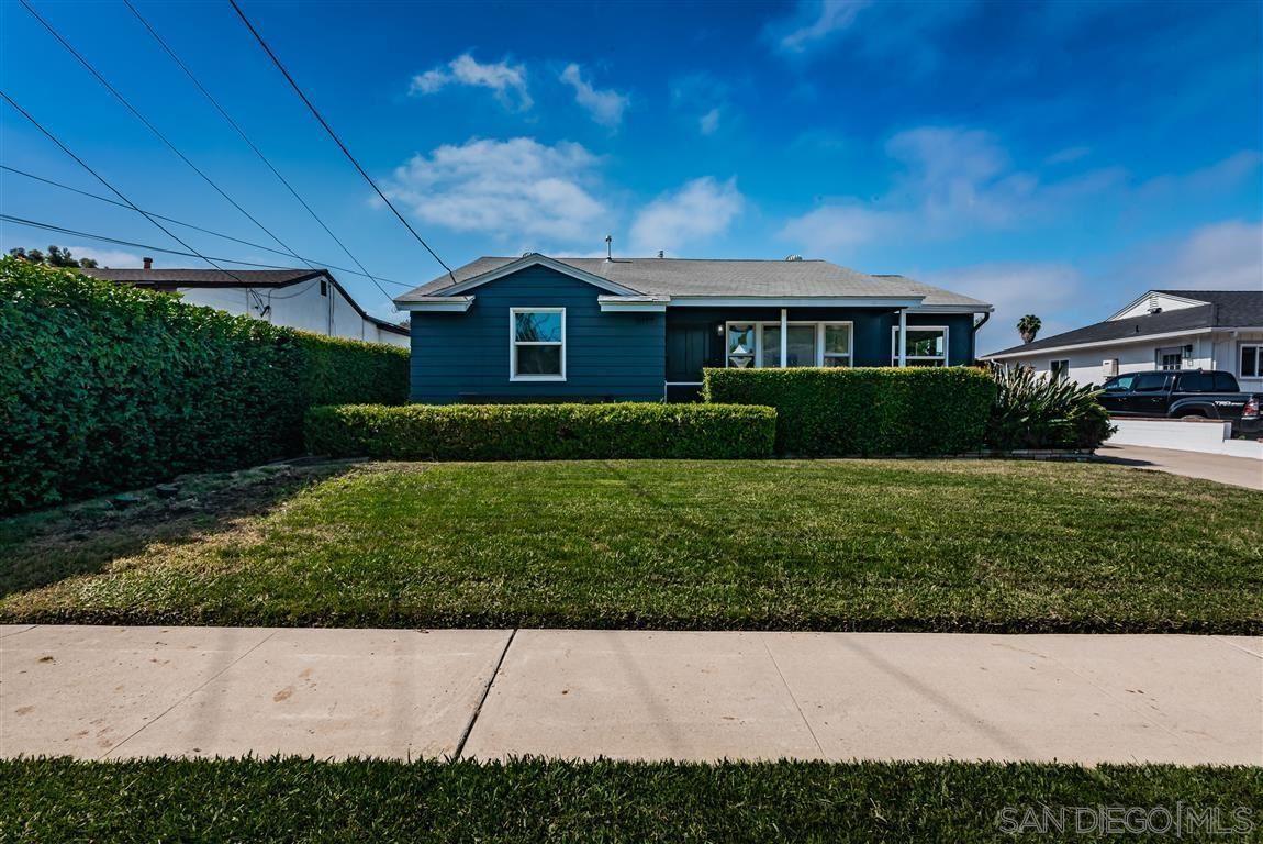 Photo of 8417 Denton St, La Mesa, CA 91942 (MLS # 210021556)